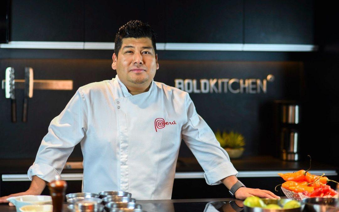 Entrevista a Jhosef Arias por el portal gastronómico Cook Concern