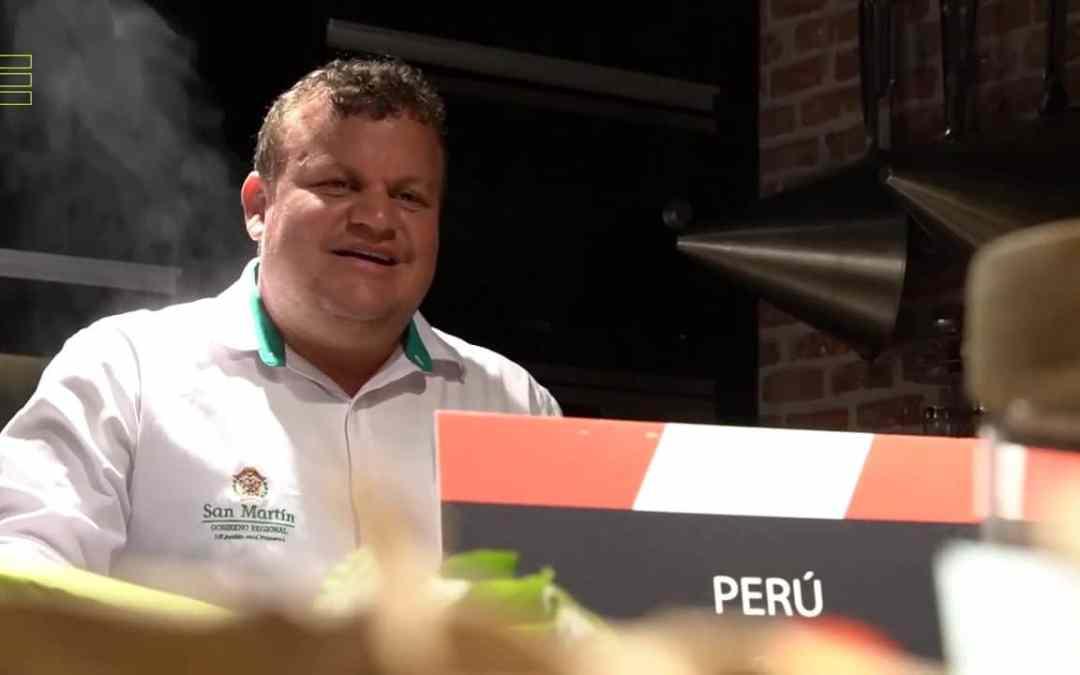 El Chef Jhosef Arias trae la Gastronomía Amazónica a Madrid