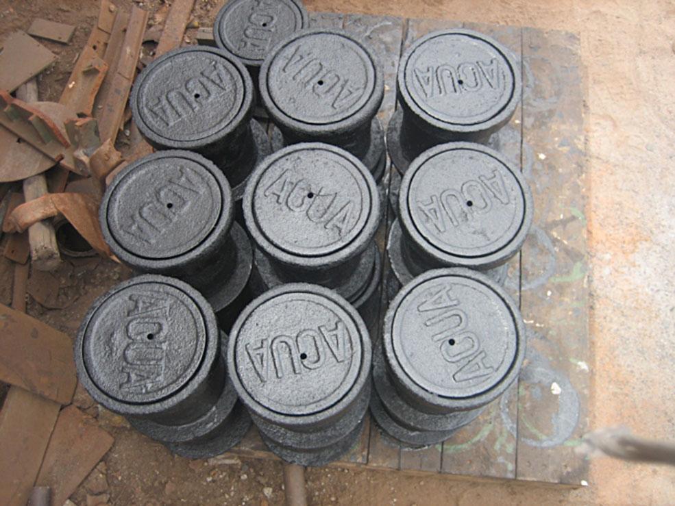 Valvulas de Hierro Fundido  Grupo Los Hidros CD
