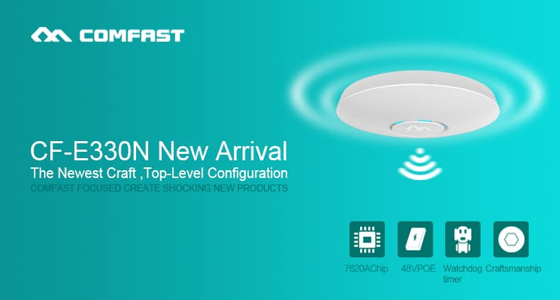 Comfast CF-E330N new arrival