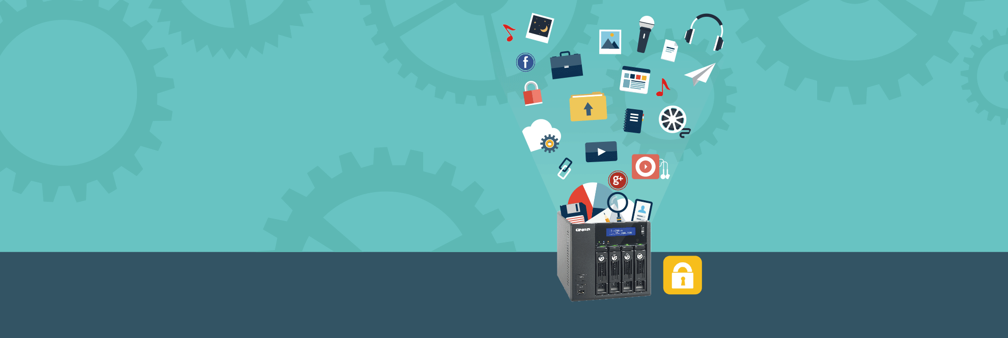 Diseñado para el respaldo Gracias a una gran capacidad de almacenamiento, excelente velocidad de transferencia de archivos, una amplia gama de aplicaciones de respaldo y hardware sólido, el Turbo ÑAS es la ubicación ideal para el respaldo de todas sus computadoras y dispositivos hogareños.