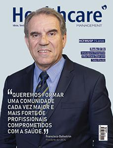 Edição 60 Francisco Balestrin - Revista Healthcare Management