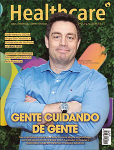 Capa - Ed. 62 - Revista Healthcare Management
