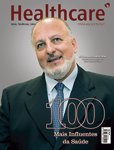 capa hcm 58 ali hussein - Revista Healthcare Management - Gestão Hospitalar