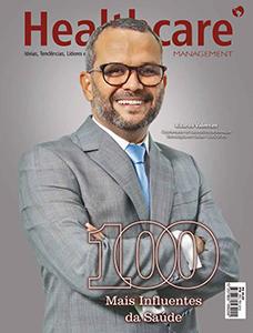 capa hcm 58 ricardo valentim - Revista Healthcare Management - Gestão Hospitalar