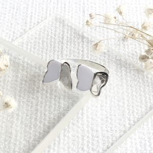 Anillo Mariposas - Ajustable