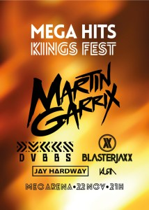 MEGA HITS_Kings Fest_cartaz