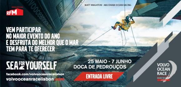 Volvo Ocean Race e RFM - imagem