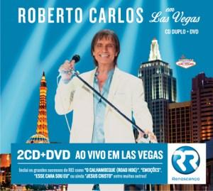 Roberto Carlos Capa Disco