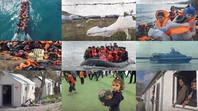 imagem refugiados