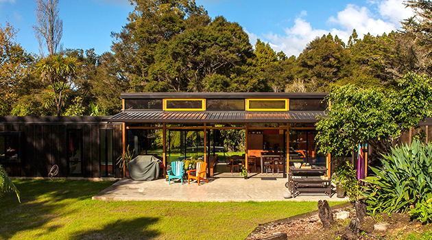 Easterbrook House por Dorrington Atcheson Architects en Auckland ...