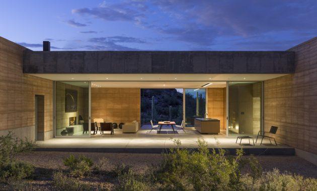 Tucson Mountain Retreat by DUST en Tucson, Arizona