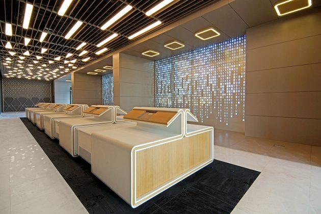 Integración de la arquitectura con la tecnología: Valle de la informática
