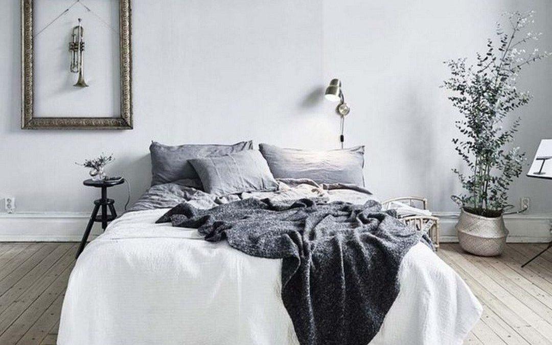 17 diseños de dormitorios escandinavos que te emocionarán