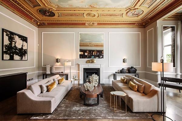 15 salas de estar increíblemente decoradas que vale la pena ver