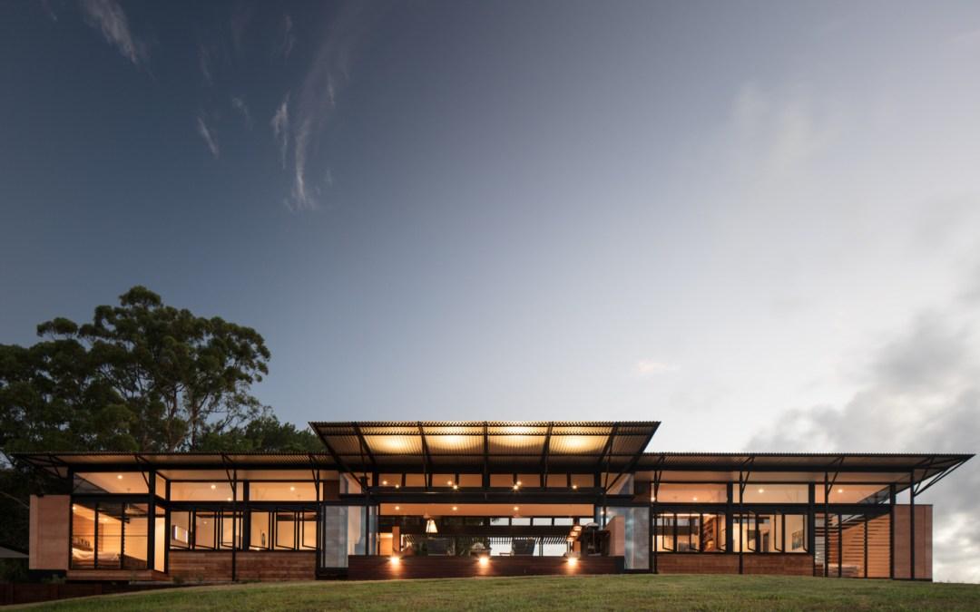 Casa Avonlea por Robinson Architects en Eumundi, Australia