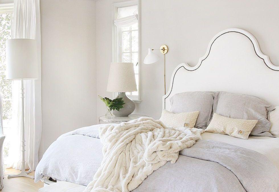 7 Dormitorios monocromáticos y neutros que son fascinantes.