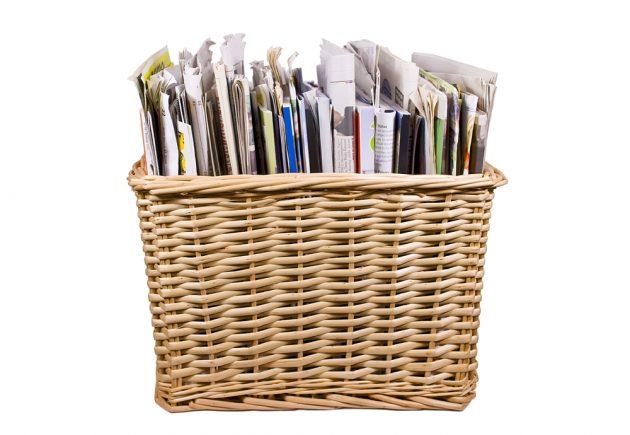 Las 17 ideas más prácticas de almacenamiento de cestas que todos deberían ver
