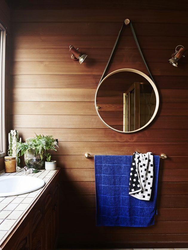 9 asombrosas paredes de elementos de madera para inspirar