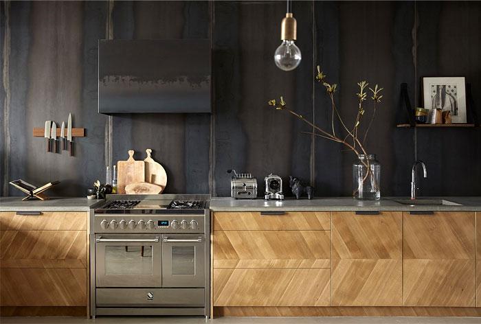 Tendencias de diseño de cocinas de alta gama