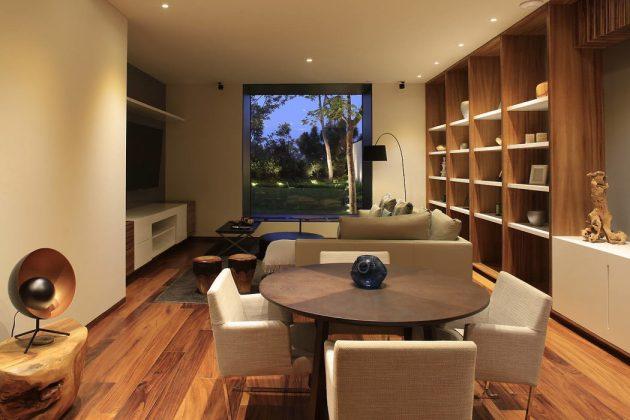 Casa HNN por Hernandez Silva Architects en Zapopan, México