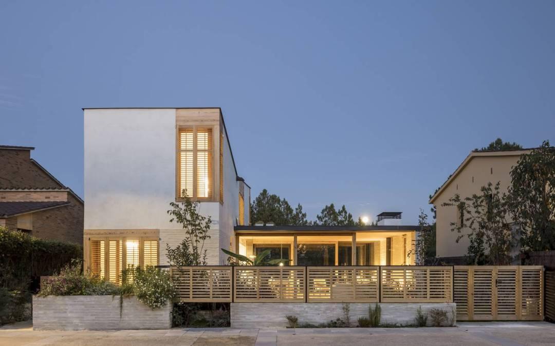Nuestra casa de Tallerdarquitectura en Bordils, España