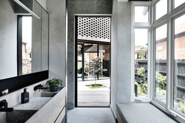 Residencia de la calle York de Jackson Clements Burrows Architects en Melbourne