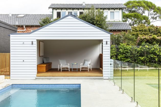 Lacuna House por Bijl Architecture en Sydney, Australia