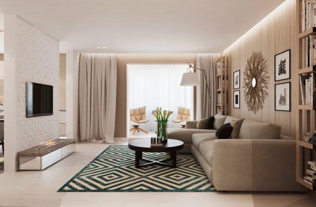 Calienta tu diseño interior con hermosos colores otoñales