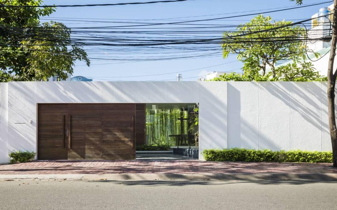 The Drawers House por MIA Design Studio en Vung Tau, Vietnam