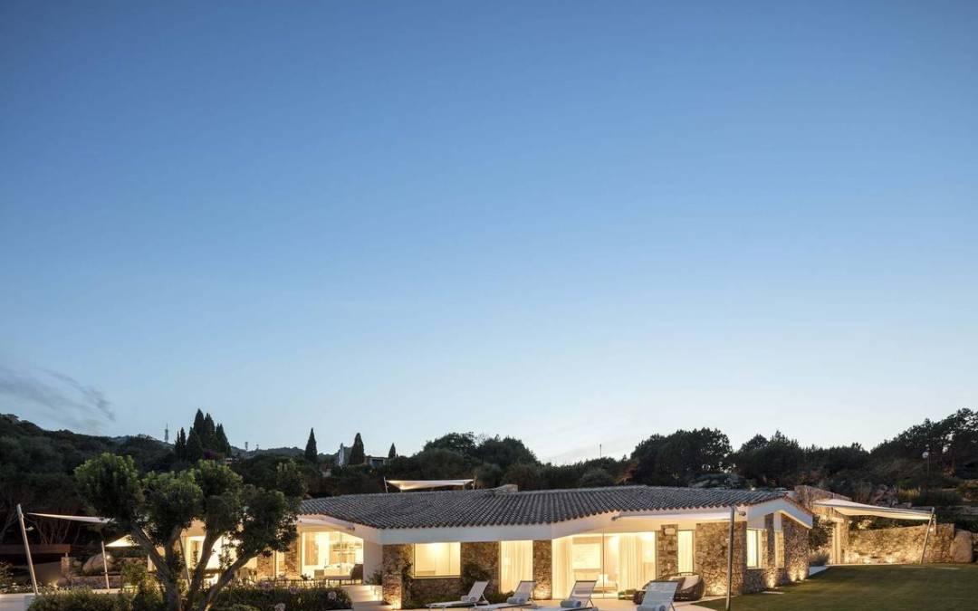 Villa G por GAAP Studio Associati en Porto Cervo, Italia