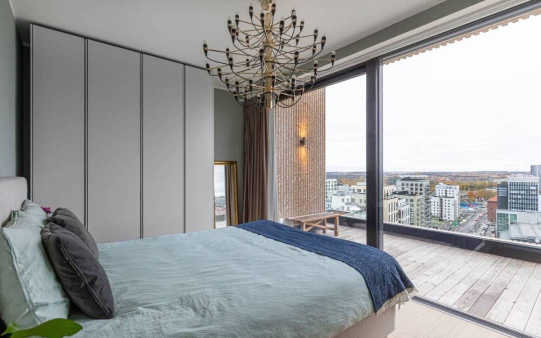 Impresionante apartamento con vistas a Estocolmo
