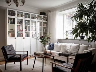 Paredes gris perla y piso de madera para su hogar Sweet Home Grupo Saglo SA de CV