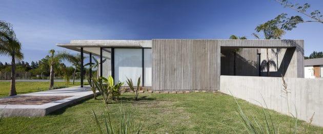 Casa cerrada de Felipe González Arzac en Buenos Aires, Argentina
