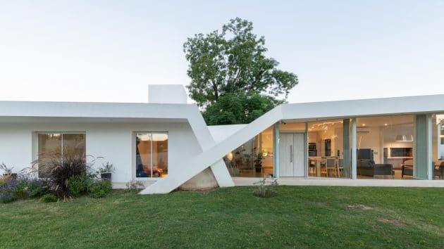 X House de Sincresis Arquitectos en Córdoba, Argentina