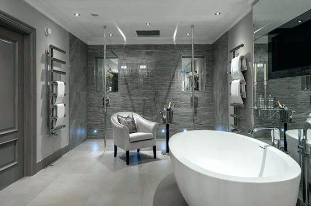 17 debe ver pequeñas ideas de diseño de baño