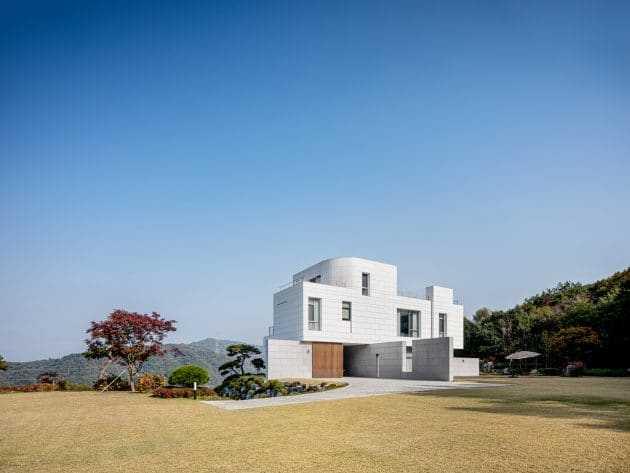 Residencia Yeoju por YKH Associates en Yeoju gun, Corea del Sur
