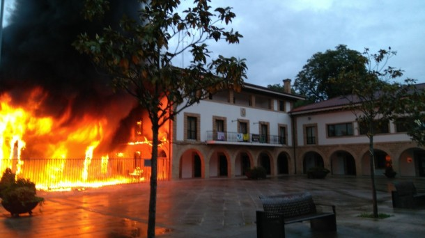 Incendios: Protección Activa Y Pasiva