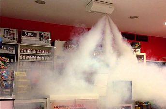 Sistemas de seguridad de niebla Grupo SEA