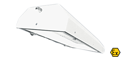 ATEX LED RECESSED AND EMERGENCY LUMINAIRES II 2G/2D