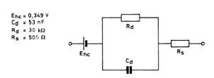 Circuito de electrodo