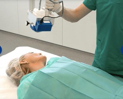 Equipo para la detección de cáncer de mama y ganglio centinela