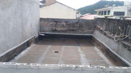 Instalación de Manto Asfáltico - Perteo