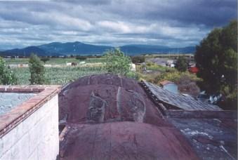 Bóvedas Catalanas - Renovación de azotea.
