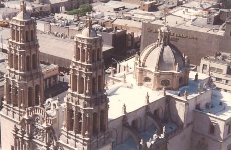 Catedral de Chihuahua - Renovación.