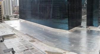 Proyecto Soho Mall - Impermeabilización de Azotea.