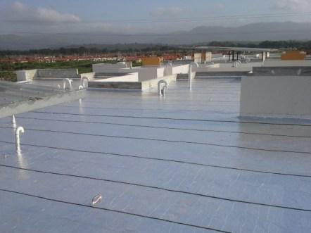 Proyecto Santa Fe - Imperemabilización de Azotea