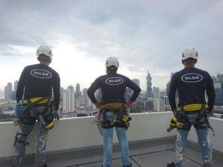 Nuestro equipo con uniforme patrocinado por Siler