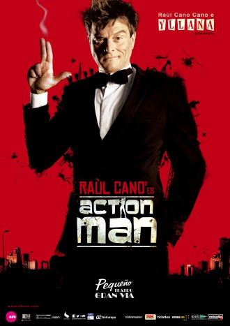 RAUL CANO CANO es «Action Man»