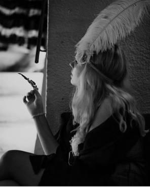 Fotografía de Pilar Astray Boadicea cedida a Tierra Trivium para esta entrevista